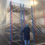 Plaatsen van een Foam Rail