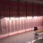 Stofwand - datacenter