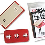 Plafondplaat - ZipWall