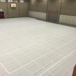 Eventvloer - sportvloerbescherming