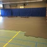 Montage sportvloer bescherming - Limburg