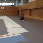 Eventvloer HD - gymzaalbescherming