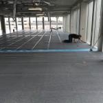 Montage vloerbescherming Rotterdam - SellcoRent