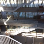 Alle etages voorzien van vloerbescherming