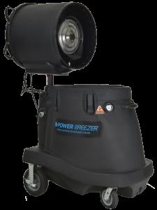 Power Breezer mobile koel unit